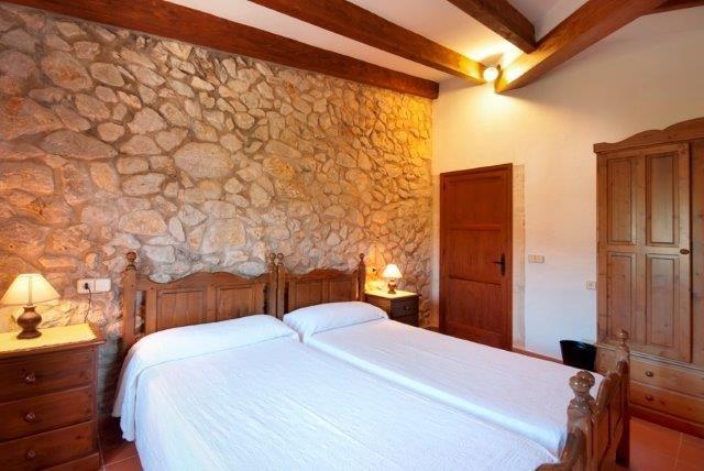 Villa Apostel - slaapkamer