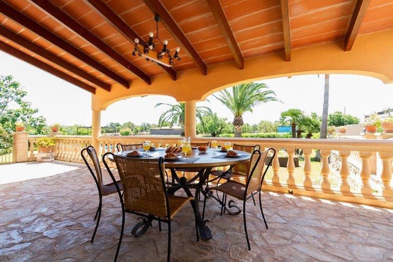 Villa Ferrera - terras