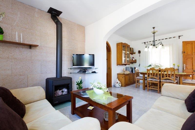 Villa Ferrera - woonkamer