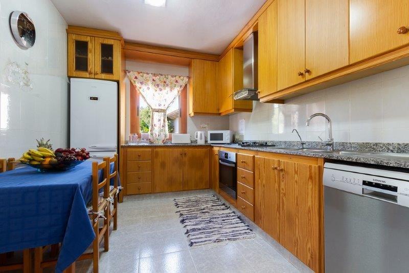 Villa Ferrera - keuken