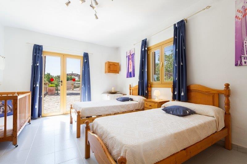 Villa Ferrera - slaapkamer