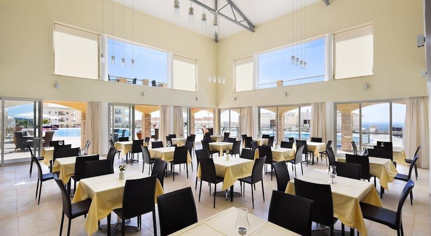 Villa St George - restaurant