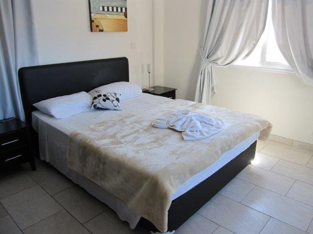 Villa St George - slaapkamer