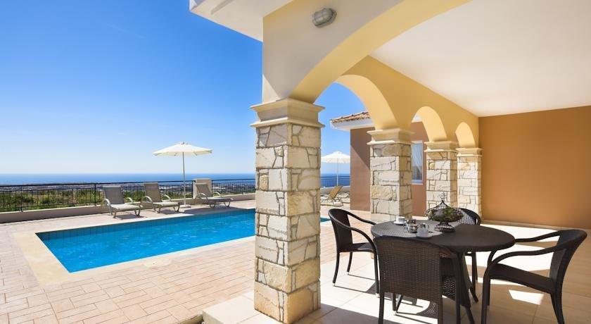 Villa George - uitzicht