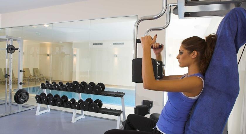 Villa George - fitness