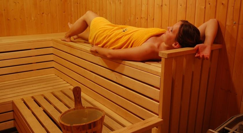 Villa George - sauna