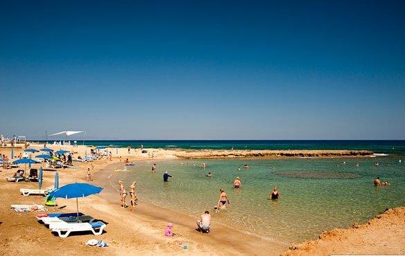 Villa Salamis - strand