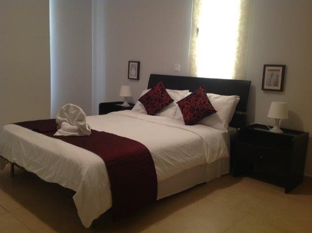Appartementen Aphrodite Sands - slaapkamer