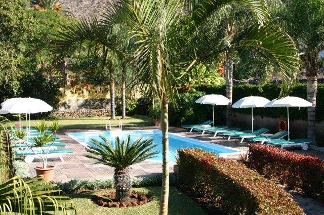 Bijzondere accommodaties Appartementen Borbolan in Valle Gran Rey (La Gomera, Spanje)