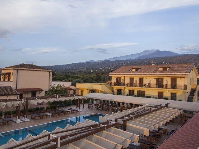 Hotel Terra Dei Sogni - terras