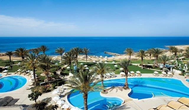 Villa Athena Beach - zwembad
