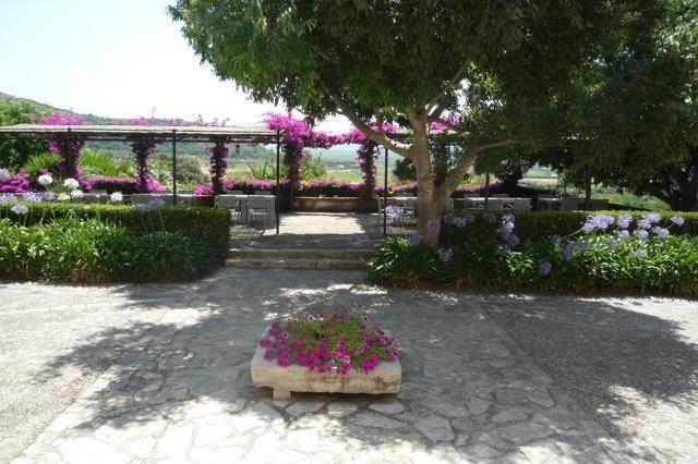 Hotel Rural Siurana - overdekt terras