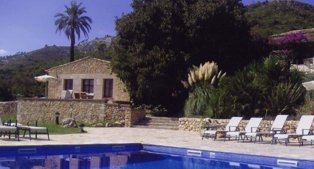 Hotel Rural Siurana - zwembad