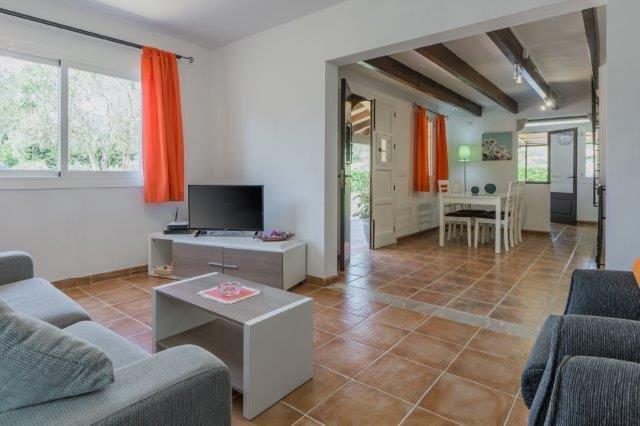 Villa La Rafal Petit - woonkamer