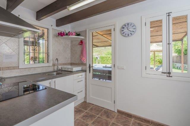 Villa La Rafal Petit - keuken