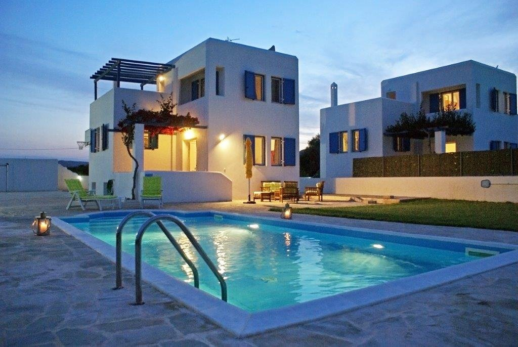 Villa Blue - zwembad