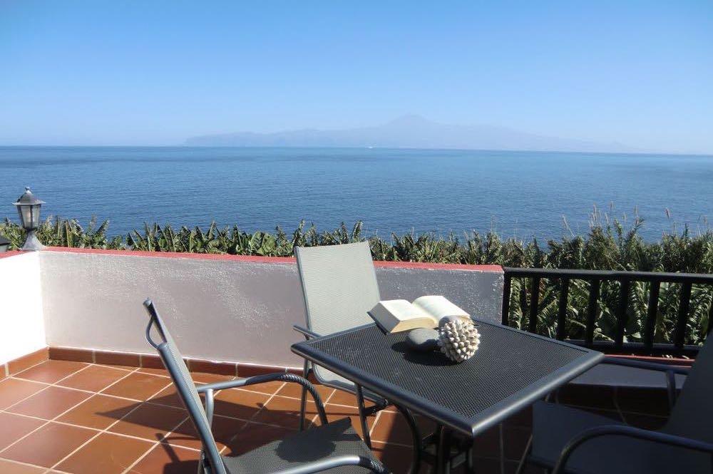 Appartementen Los Delfines - uitzicht