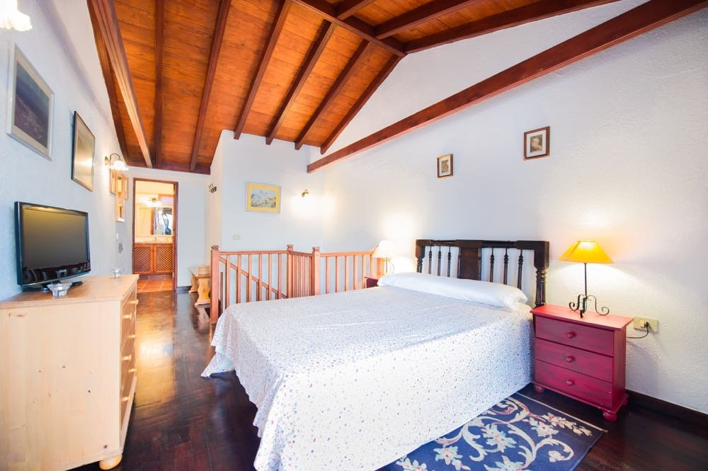 Appartementen Los Delfines - slaapkamer