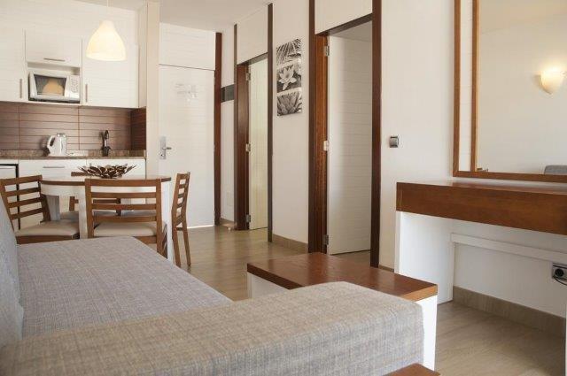 Appartementen Altair - keuken