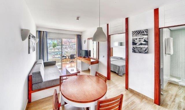 Appartementen Altair - kamer