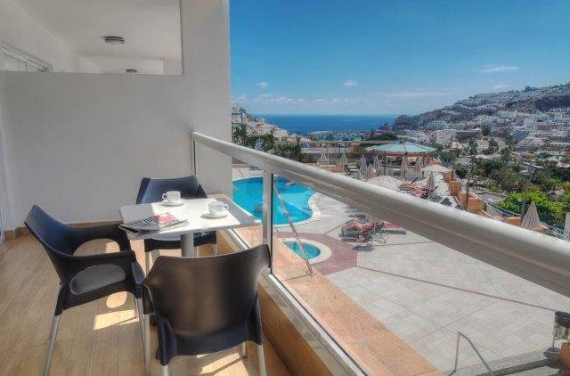 Bijzondere accommodaties Appartementen Altair in Puerto Rico (Gran Canaria, Spanje)