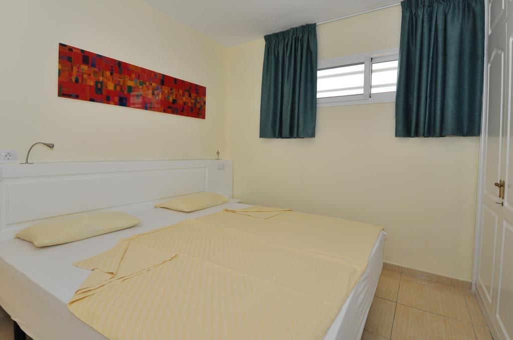Appartementen Dunasol - slaapkamer