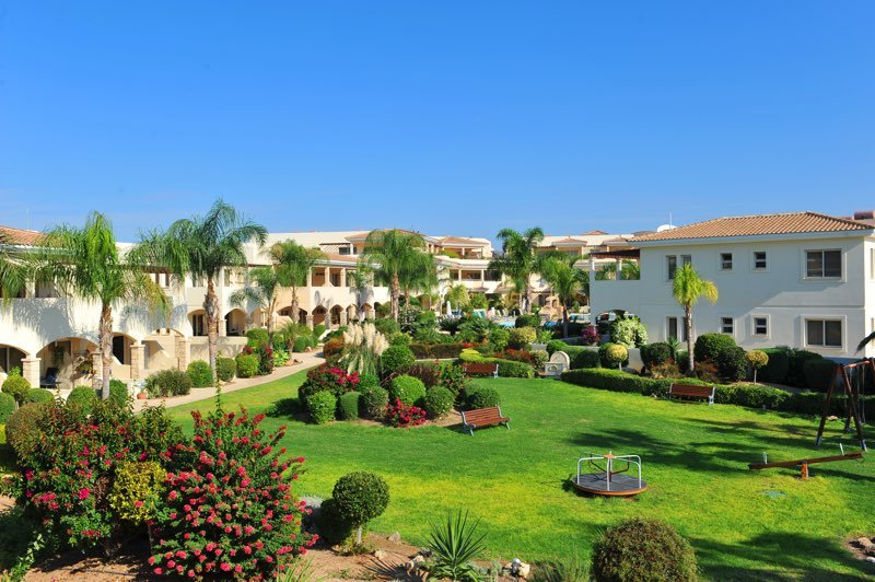 Villa Sands - tuin