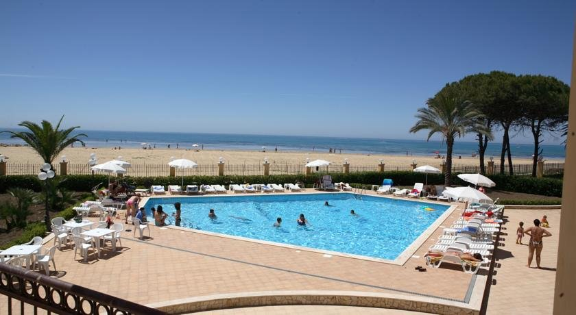 Hotel Villa Romana - uitzicht