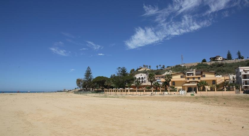 Hotel Villa Romana - strand