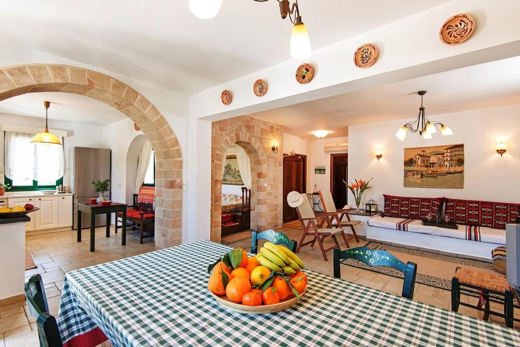 Villa Akti - kamer