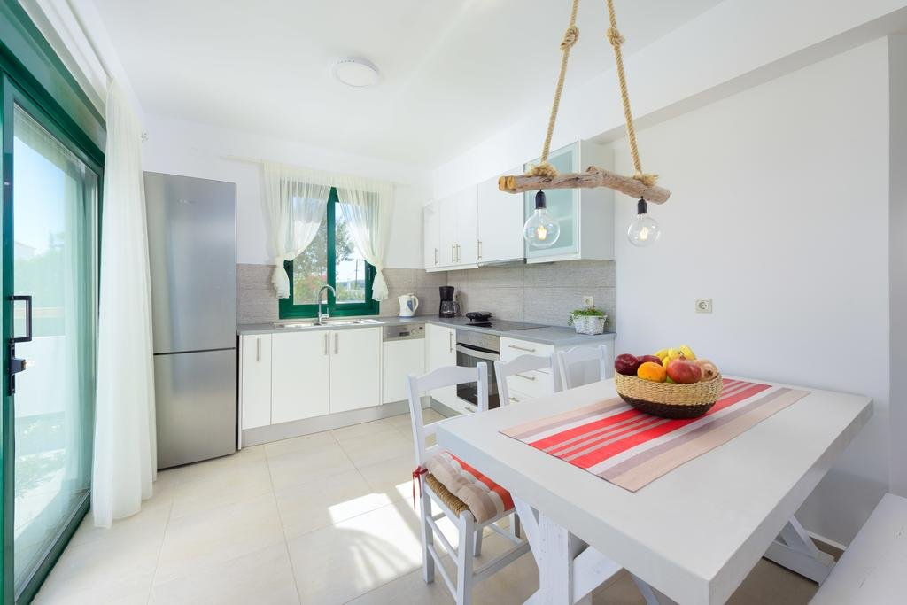 Villa Akti - keuken