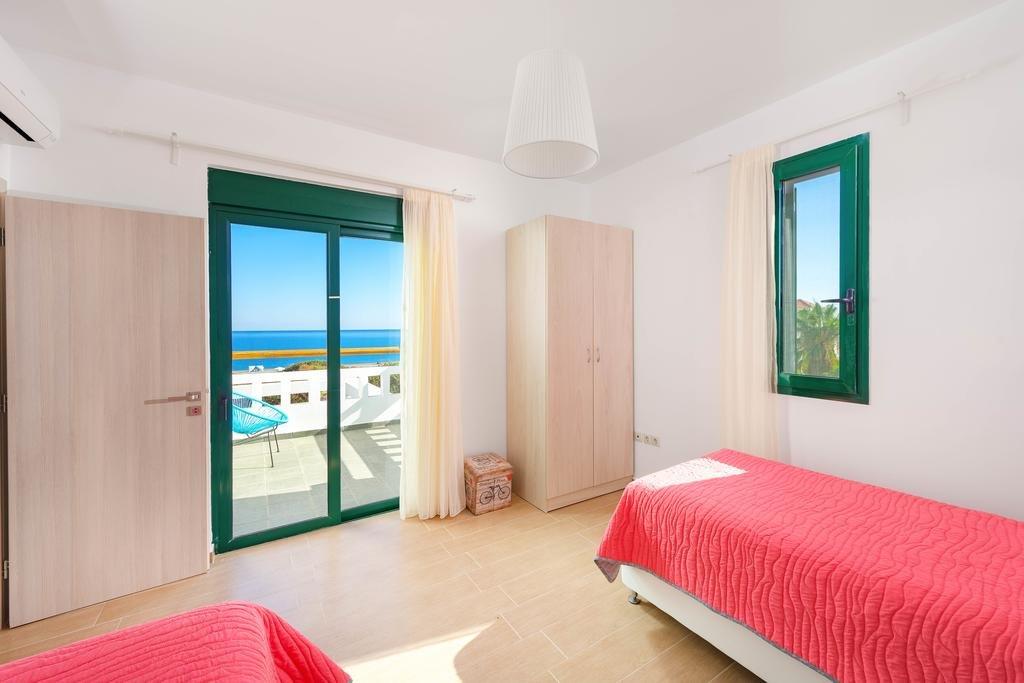 Villa Akti - slaapkamer