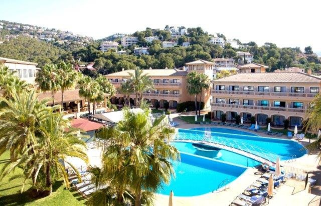 Bijzondere accommodaties Hotel Mon Port in Puerto de Andratx (Mallorca, Spanje)