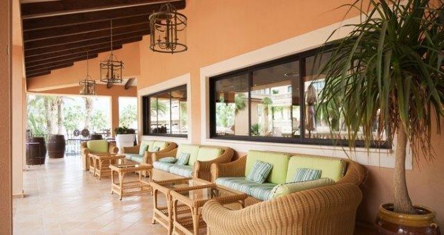 Hotel Mon Port - terras