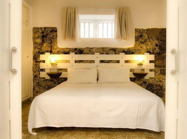 Casita Caleton del Golfo - lorenzo slaapkamer