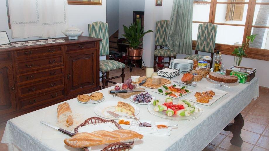 Hotel La Perola - buffet