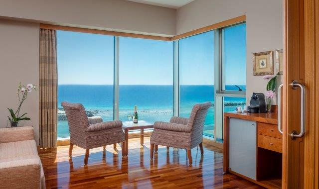 Bijzondere accommodaties Arrecife Gran Hotel & Spa in Arrecife (Lanzarote, Spanje)