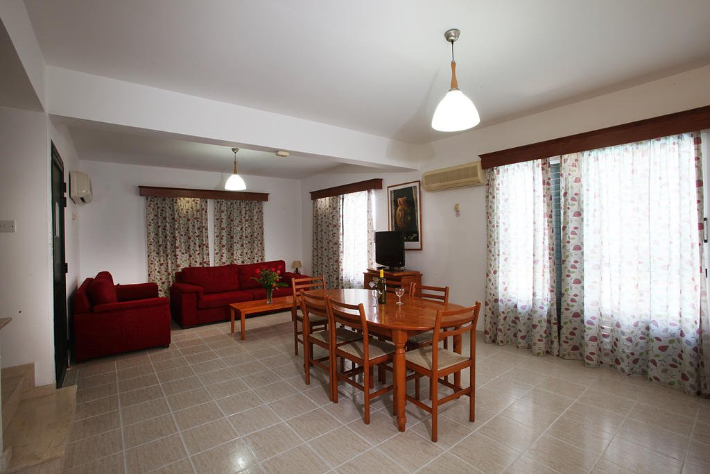 Villa Thalia - woonkamer