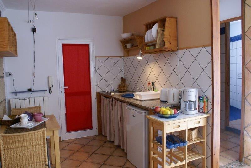 Appartementen San Miguel - keuken