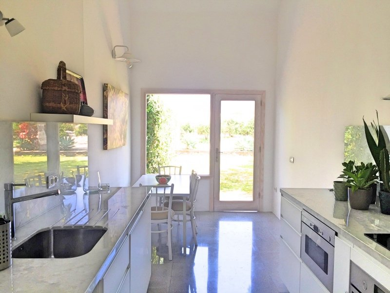 Villa Guaza Coronel - keuken