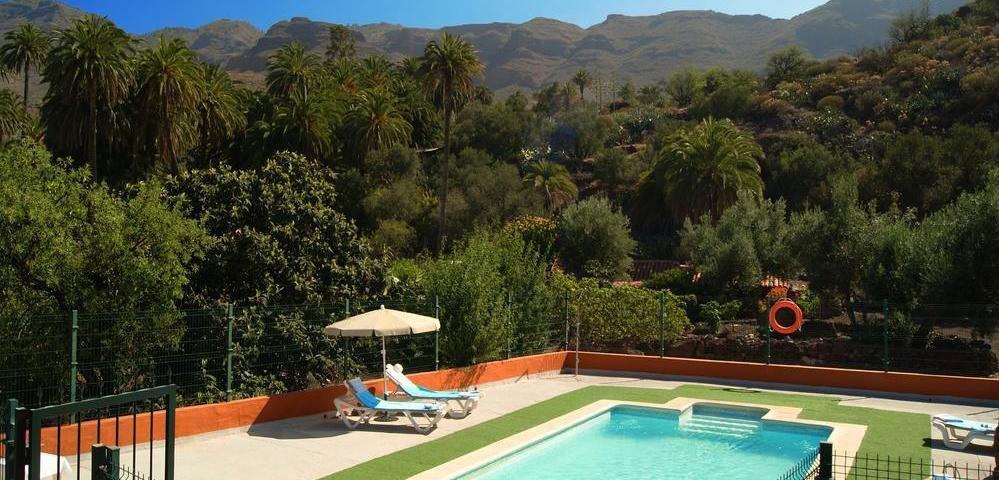 Casita El Palmeral - zwembad