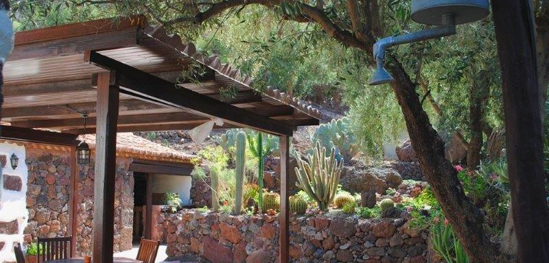 Casa El Palmeral de Valle - terras