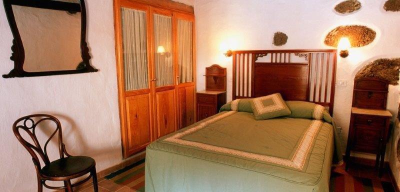 Casa El Palmeral de Valle - slaapkamer