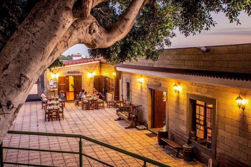 Hotel El Navio - terras