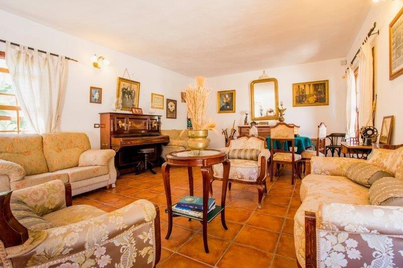 Hotel El Navio - loungeruimte