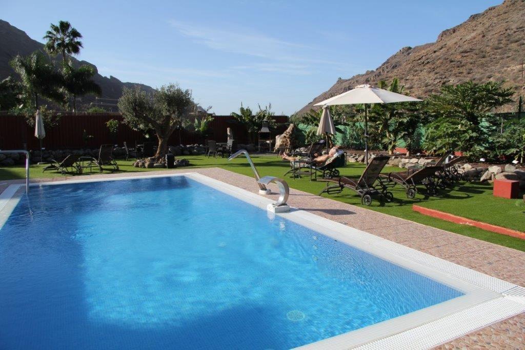 Bijzondere accommodaties Appartementen Sol Mogan in Mogan (Gran Canaria, Spanje)