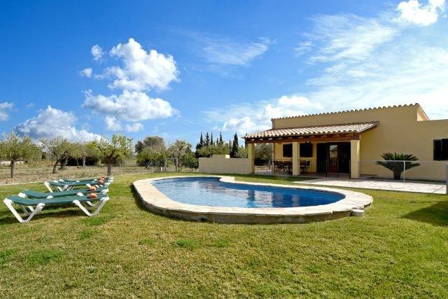 Bijzondere accommodaties Villa Pou den Brux in Pollença (Mallorca, Spanje)