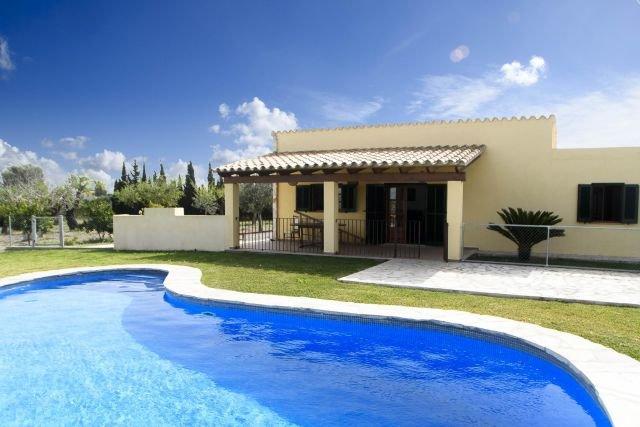 Villa Pou den Brux - zwembad