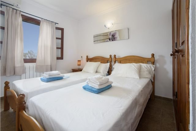Villa Pou den Brux - slaapkamer