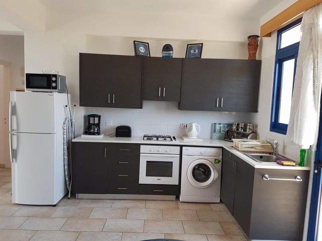 Appartementen Muses - keuken